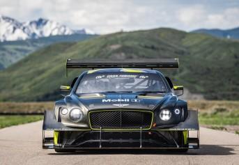 21년형 벤틀리 컨티넨털 GT3 Pikes Peak